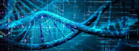 Investigación de ADN Genética