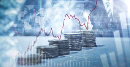 Investment Chart Finanzierung