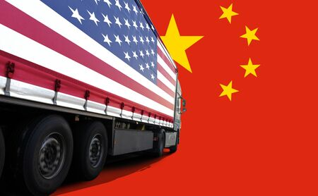 Trade dispute USA China