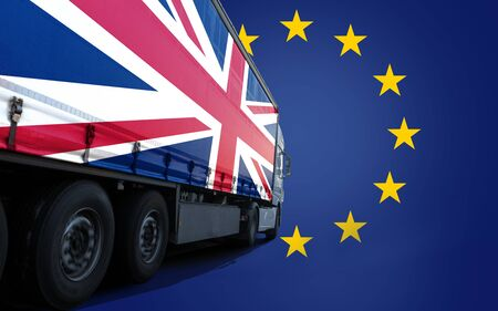 Brexit - Europe - Great Britain Foto de archivo - 133203836