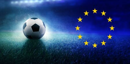 Kick - soccer - European Championship