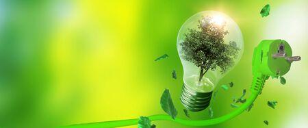 Energy - sustainability - environmental protection