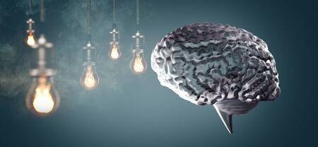 Idea invention brain