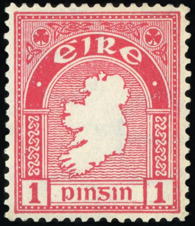 Postage stamp - Ireland