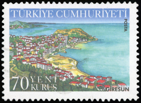 Postage stamp - Turkey