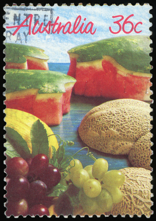 Australian - Postage stamp