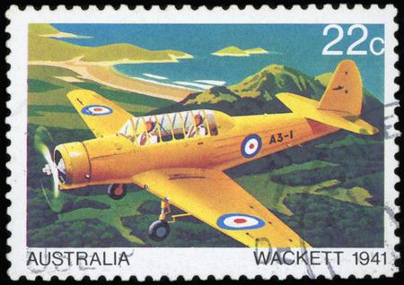 Postage stamp - Australia