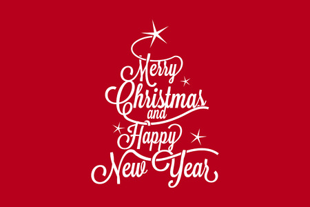 Merry Christmas And Happy New Year Stock Photos. Royalty Free Merry ...