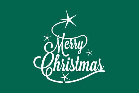 christmas postcard: Merry Christmas postcard
