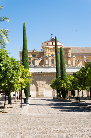Mezquita a Cordoba travel in Andalusia Spain Europe