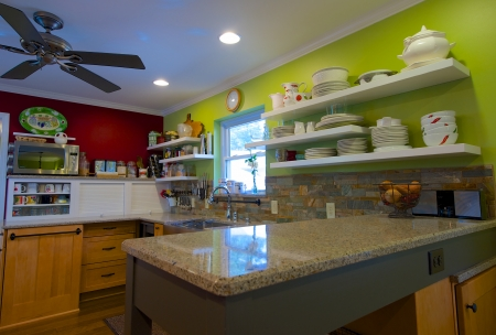 remodeled: Remodeled Country Kitchen in Little Rock, Arkansas