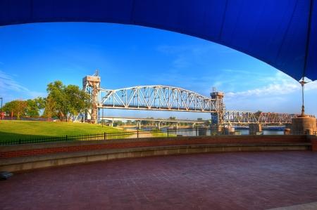 Little Rock River Market Park Amphitheater