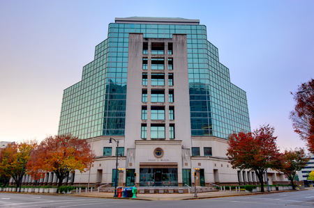 Birmingham Alabama United States Courthouse.