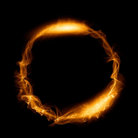 Ring of fire photo
