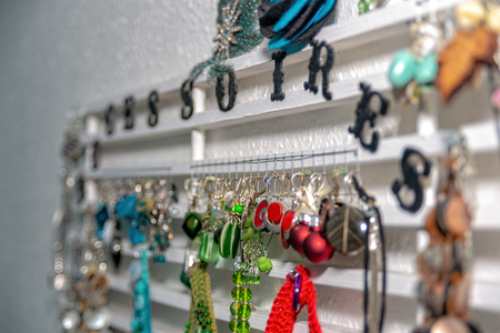 Various jewelry and accessories