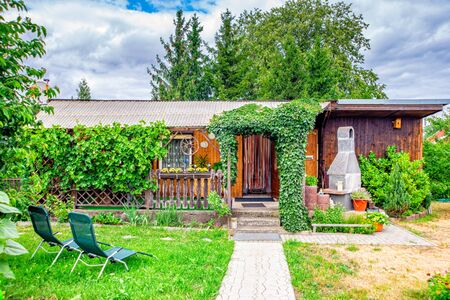 A cottage in Saxony Germany