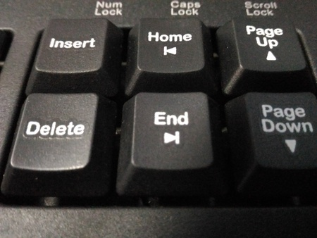 deleted: Keyboard