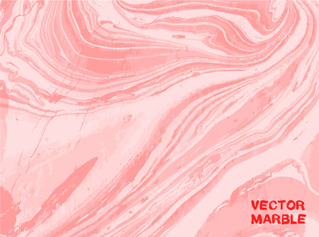 Abstract vector background. Marble texture