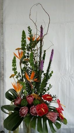 Flower Arrangement Stok Fotoğraf