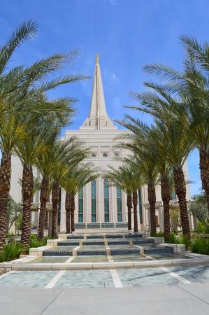 Morman 教会