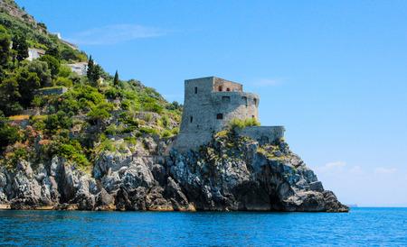 positano: Positano Watch Tower