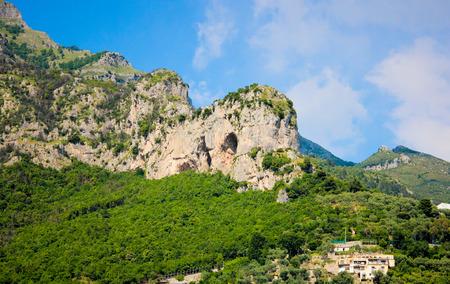 positano: Positano Mountains