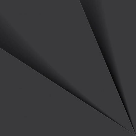 web design company: black & white background paper or plastic sheets - vector graphic. This abstract backdrop graphic consists of tones of grey , black and white with shadows in between sheets