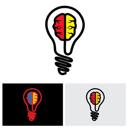 ingenious: brain bulb icon, brain bulb icon vector, brain bulb icon eps 10, brain bulb icon logo, brain bulb icon sign, idea icon, clever icon, genius icon, smart icon, idea logo icon, intelligence icon, iq icon