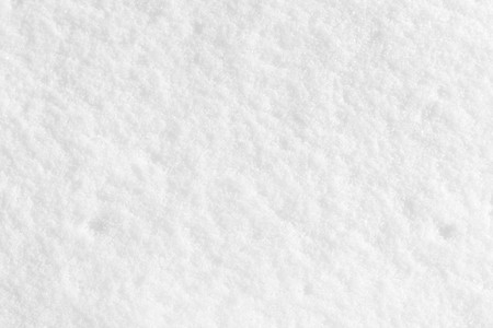 Background of a just fallen fresh snow