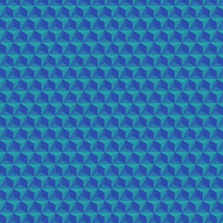 Abstract geometric backgroud pattern blue for print and web. Foto de archivo - 124157506