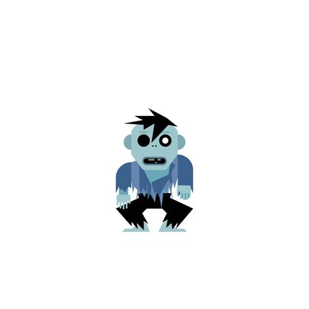 Cute Zombie Illustrations 01