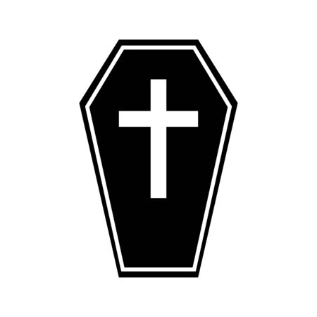 Coffin Illustration 01