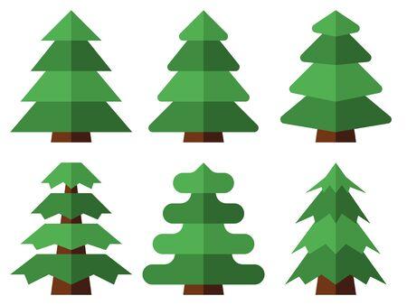 Wooden Illustration Set