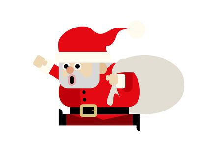Santa Claus Illustration 02