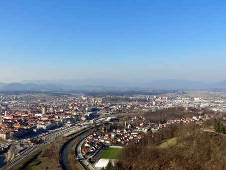 princely: City Celje View