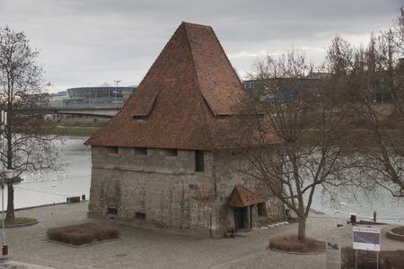 drava: Maribor Water Tower Editorial