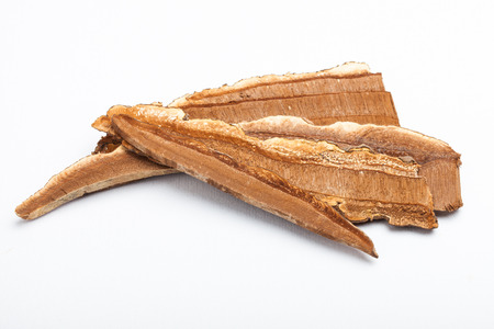 ginseng roots: chinese herbal Stock Photo
