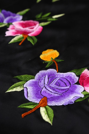 shawl: Traditional ornamental floral , use this pattern in the design of carpet, shawl, pillow, cushion.