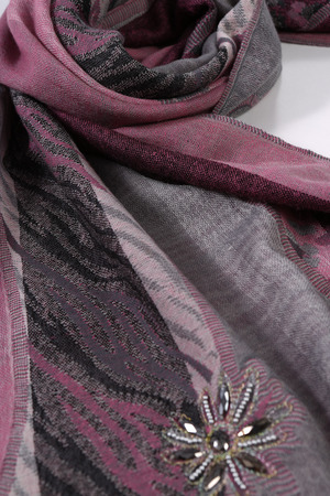 polyester: scarf