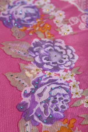craftsperson: Traditional ornamental floral , use this pattern in the design of carpet, shawl, pillow, cushion.