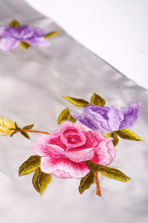 polyester: Traditional ornamental floral, use this pattern in the design of carpet, shawl, pillow, cushion.