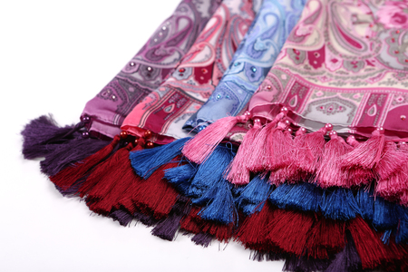 polyester: Traditional ornamental floral ,use this pattern in the design of carpet, shawl, pillow, cushion.