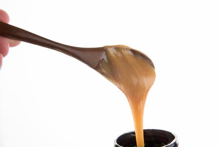 Manuka Honey produced in New Zealand and Australia from the nectar of the manuka or tea tree