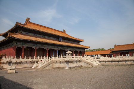 Forbidden City: Chinese ancient royal architecture, the Forbidden City