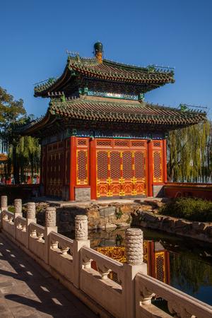 Chinese ancient royal architecture, Beijings Forbidden City Redakční
