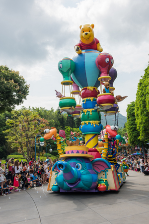 Hong Kong Disneyland Editorial