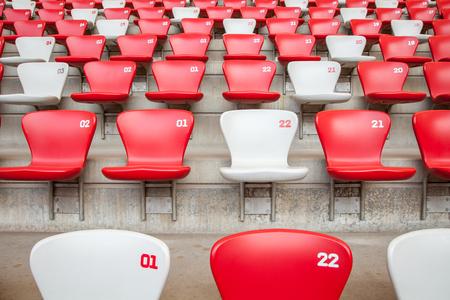 Stadium seats Editorial