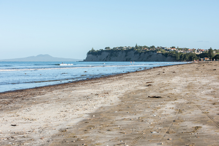 View of the beach during the day Stock Photo - 88535464