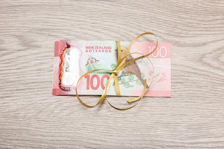 New Zealand paper money