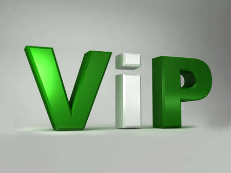 stardom: VIP Very important person Stock Photo
